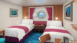 Ocean View Porthole Window