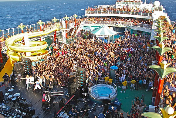 Simple Man Cruise 2012