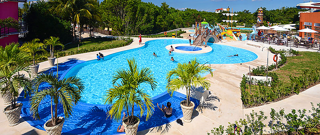 Playa Mia Grand Beach and Water Park