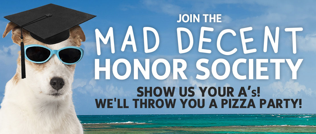 Mad Decent Honor Society