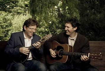 Tim O'Brien and Bryan Sutton