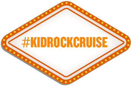Kid Rock's Chillin' the Most Cruise on Shipstagram