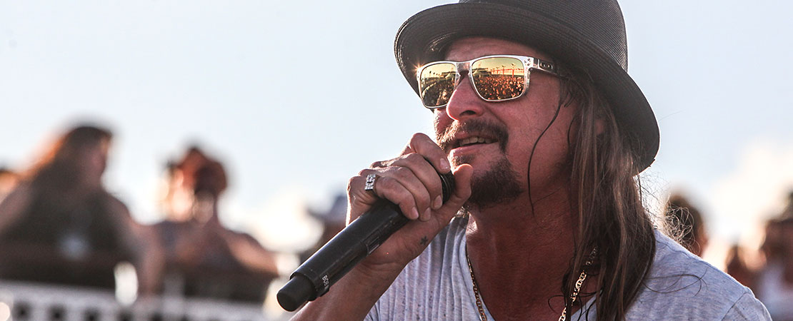Kid Rock's Chillin' the Most Cruise Ship