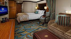 Concierge Family Oceanview Stateroom w/ Verandah