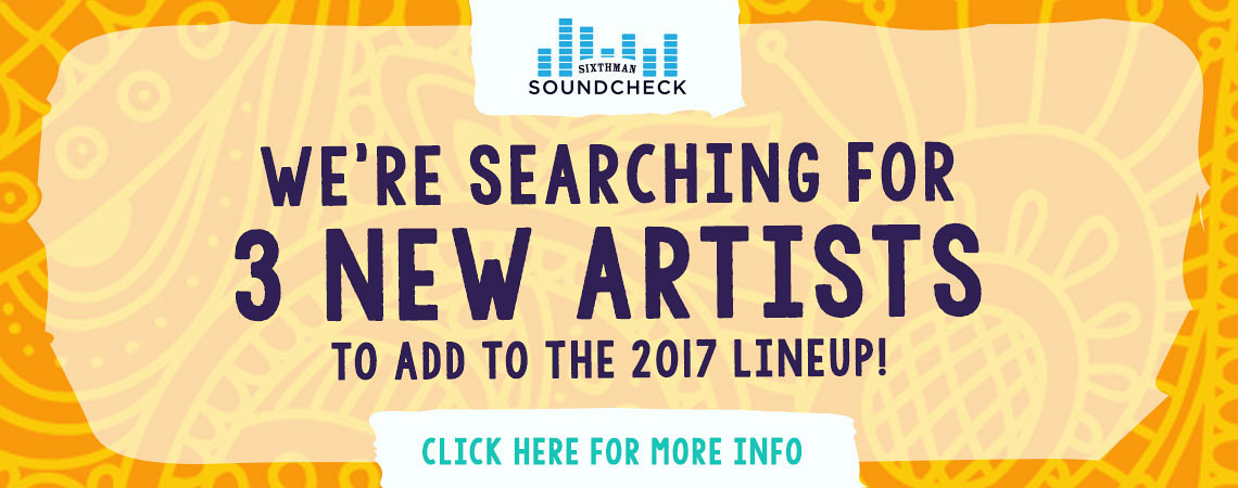 Soundcheck Band Submissions