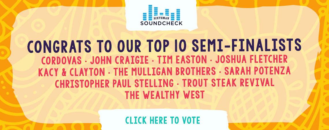 Soundcheck Voting