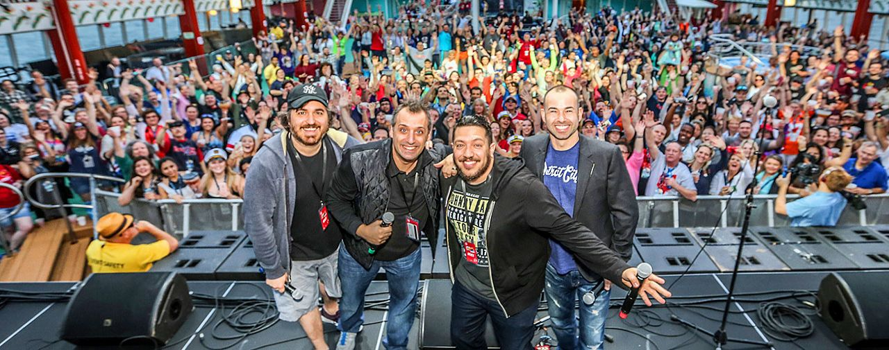 Impractical Jokers Cruise November 1 5 2017