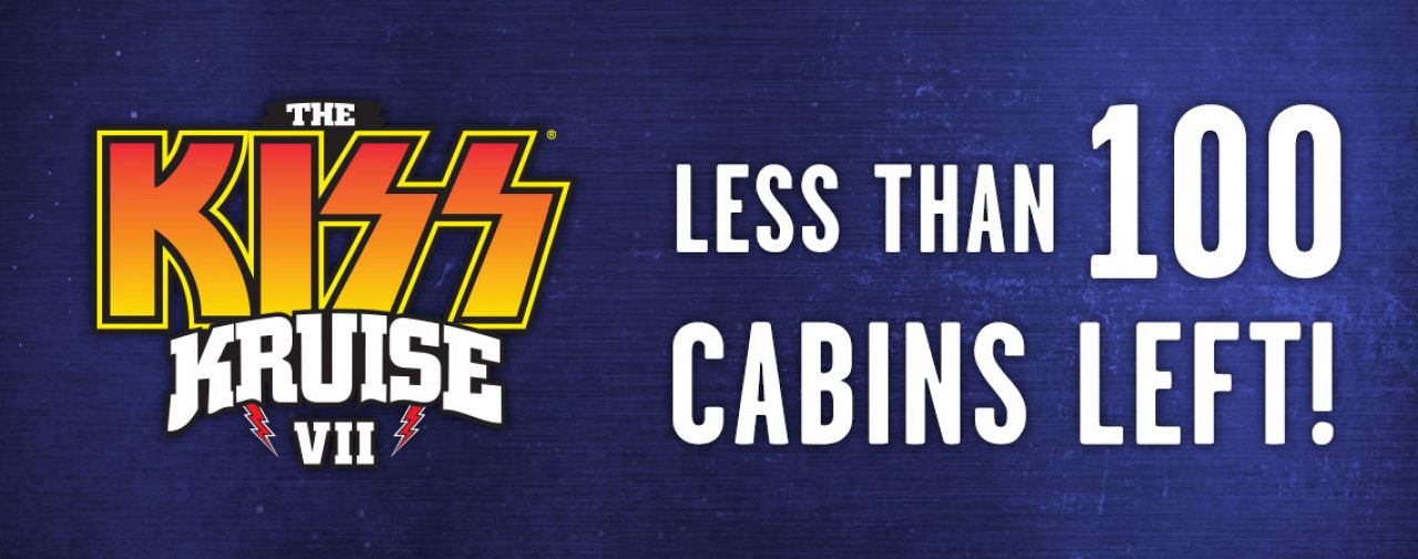 100 Cabins Left