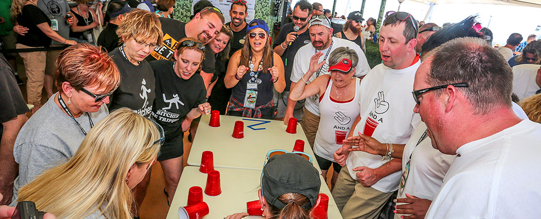 Kid Rock's Chillin' the Most Cruise Onboard Activities