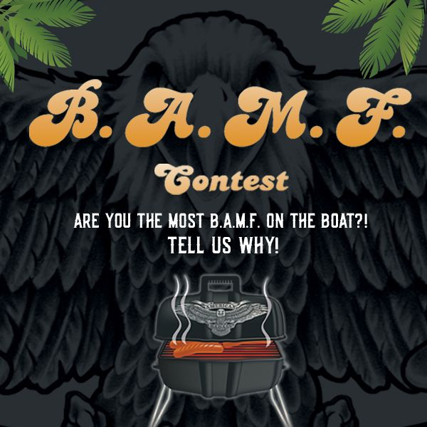 B.A.M.F. Contest Entries Open!