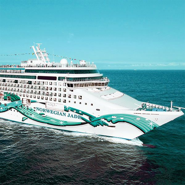 Get To Know Our New Ship Norwegian Jade!