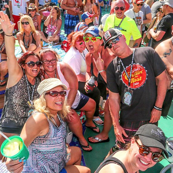 Kid Rock's Chillin' the Most Cruise 2016 Photos!