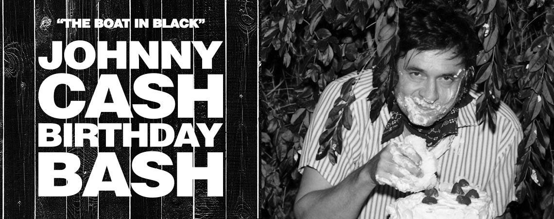 Johnny Cash Theme Night