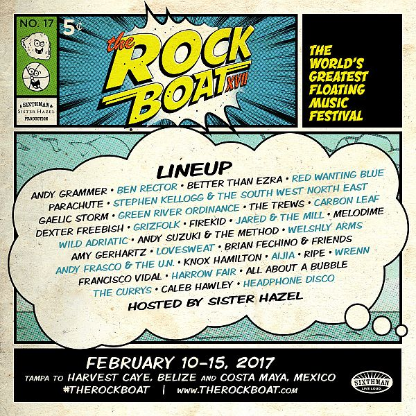 Final Lineup Additions!
