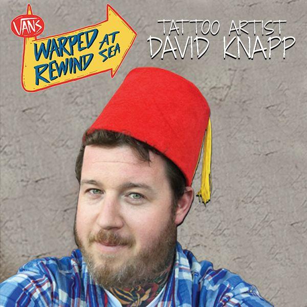Welcome David Knapp: Tattoo Artist