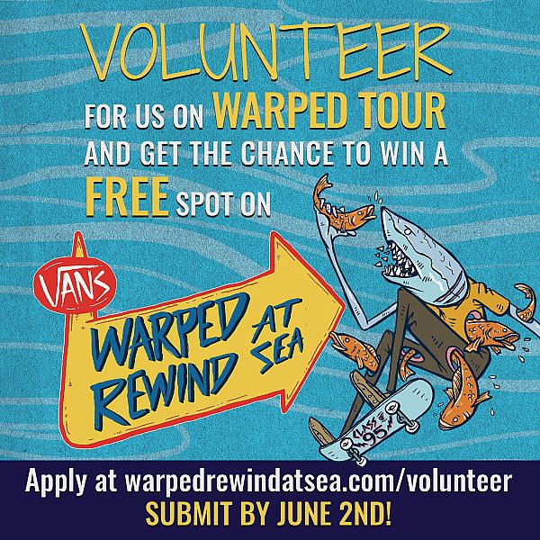 Volunteer To Win!