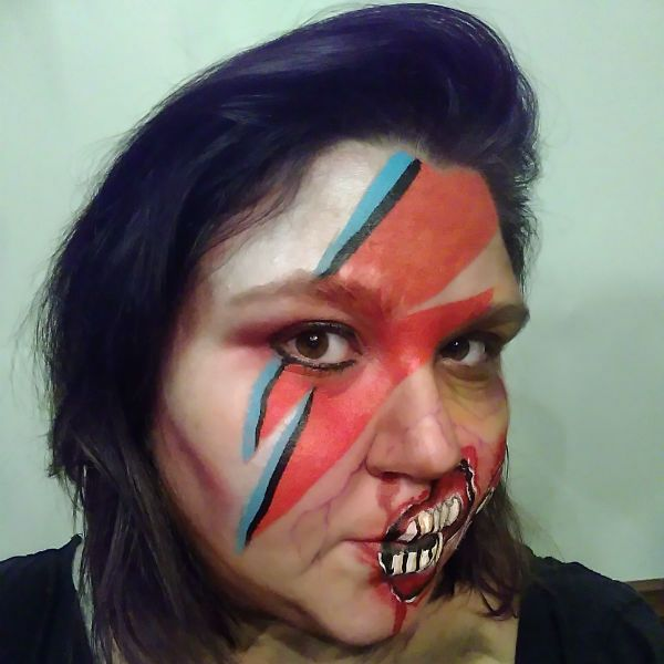 Welcome Stephanie Williams: Face & Body Paint Artist