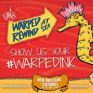Show Us Your #WARPEDINK Contest