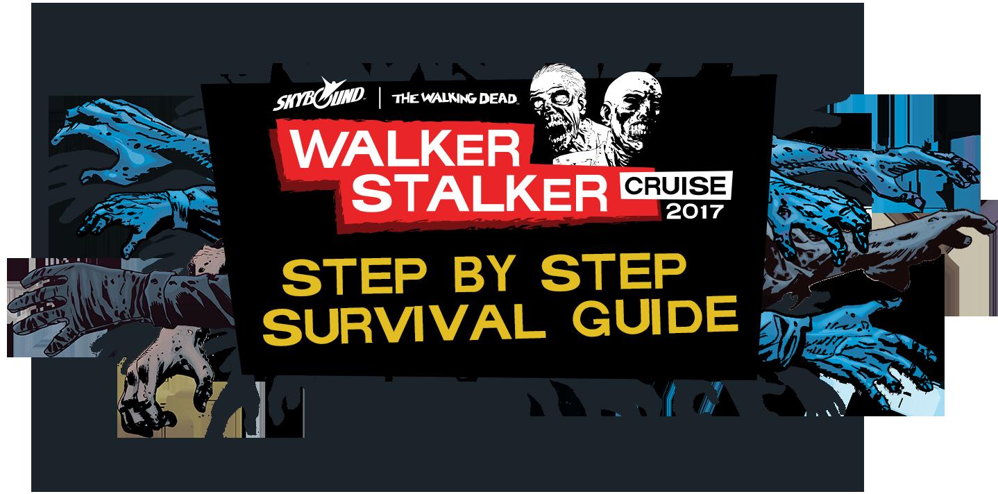 How to Walker Stalker Cruise