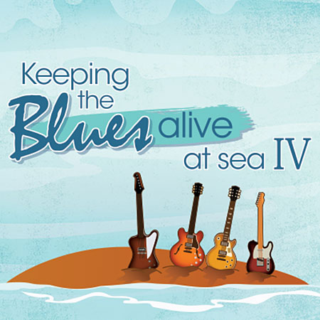 Keeping the Blues Alive at Sea III Photos!