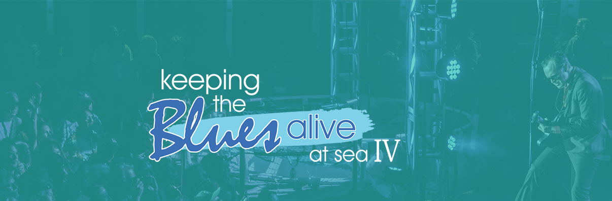 Blues Alive at Sea IV
