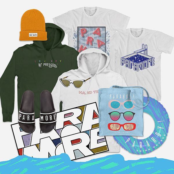Merch Pre-Order Available Through January 29th