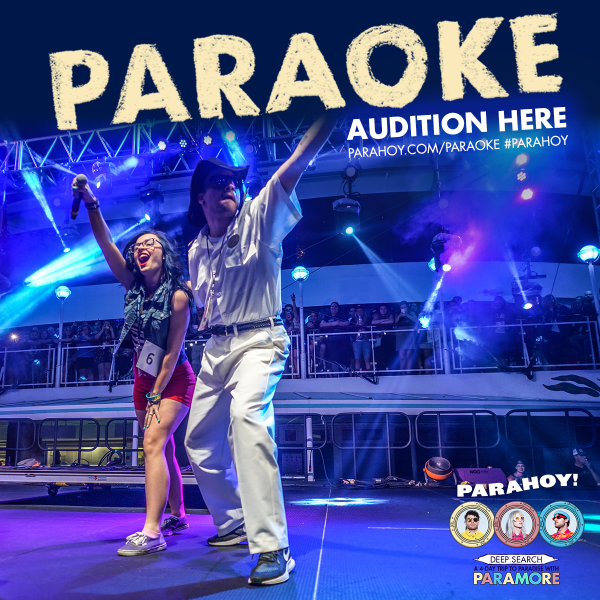 Paraoke Auditions Now Open