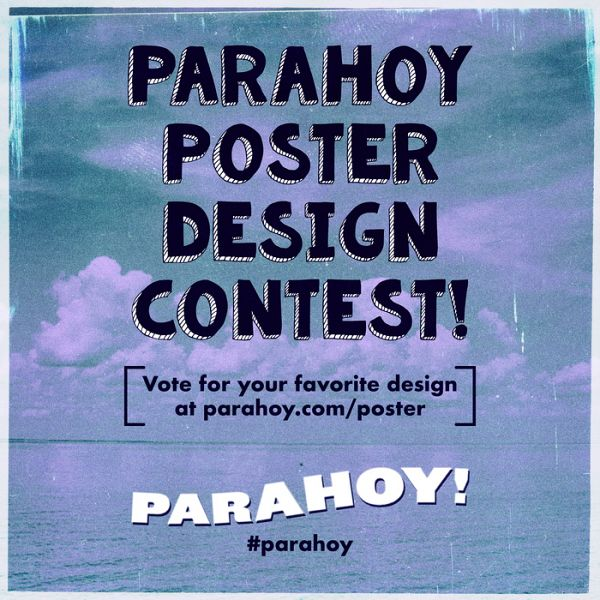 Vote for Your Favorite Poster