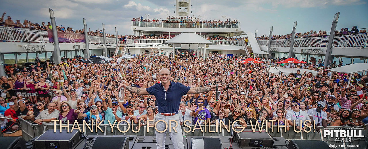 THANKS FOR SAILING