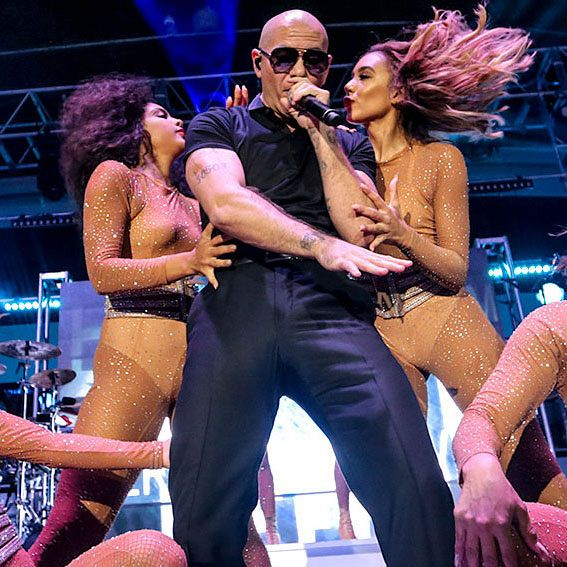 Pitbull After Dark Party is Back!