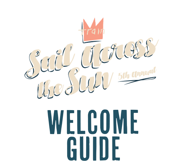 Welcome Guide - Sail Across the Sun