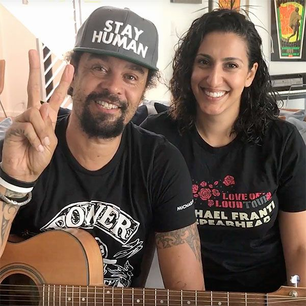 A Special Message from Michael Franti