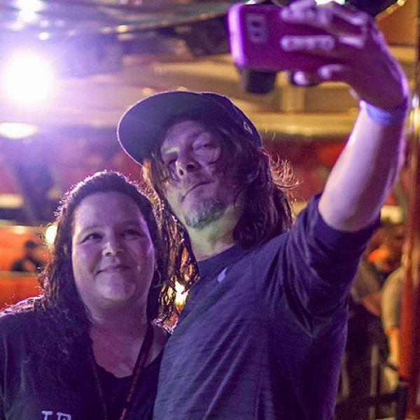 Walker Stalker Cruise 2017 Photos