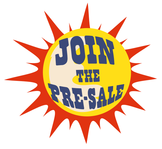 Join the Pre-Sale