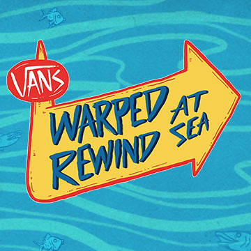 Warped Rewind at Sea