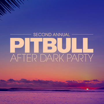 Pitbull After Dark Party 2018