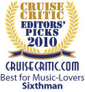 Cruise Critic Award 2010