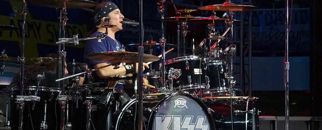 Drum Off with Eric Singer