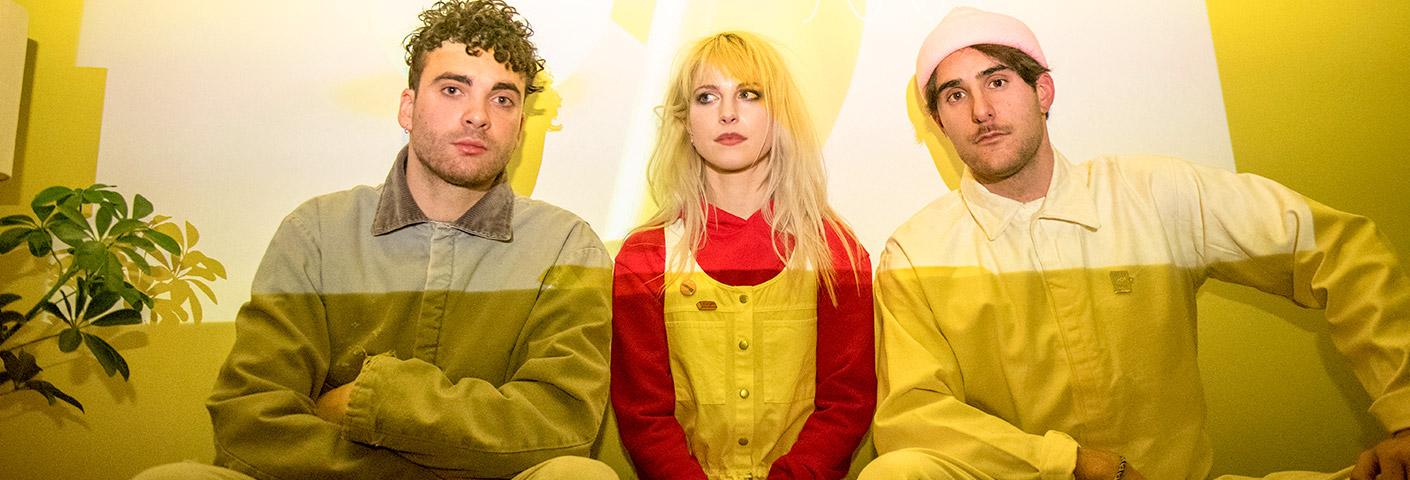Paramore Q&A