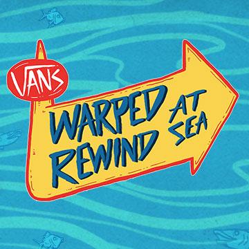 Warped Rewind at Sea
