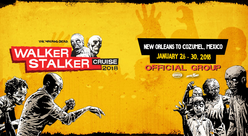 Walker Stalker Cruise on Facebook